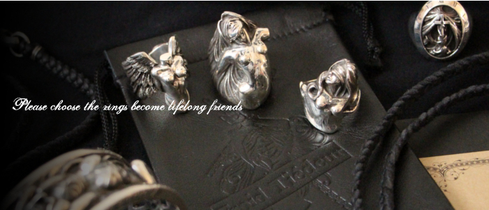 Please choose the rings become lifelong friends.